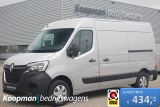 Renault Master T35 2.3dCi 180pk L2H2 Energy | Climate | L+R Zijdeur | PDC | Camera | Trekhaak |