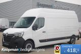 Renault Master T35 2.3dCi 150pk L3H3 Energy | Airco | Cruise | Camera | 270gr. deuren | PDC Ach
