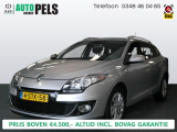 Renault Mégane Estate 1.5 dCi Collection Navi, Lm velgen, Pdc, Cruise controle, Achteruitrijcam