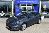 Renault Mégane Estate 1.2 TCe Limited ECC, Camera, Key less, info: dhr Elbers 0492-588982 of e.