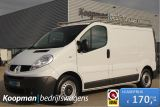 Renault Trafic 2.0DCI T29 L1H1 Airco | Imperiaal | Trekhaak | Park. sens | Cruise | Lease 191,-