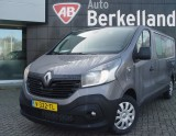 Renault Trafic 1.6 dCi Dubbelcabine Airco Navi,cruise Pdc 125pk Comfort Fin.lease v.a 298,-PM *