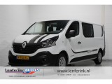 Renault Trafic 1.6 dCi 145pk L2H1 Dubbel Cabine Navi, Airco, Cruise control, Camera, PDC v.a. 2