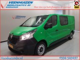 Renault Trafic 1.6 dCi 120 PK L2/H1 Dubbele Cabine Airco Lang