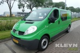 Renault Trafic 2.0 DCI DC L2 dub.cabine, lang, ai