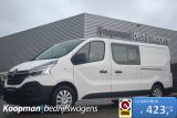 Renault Trafic 2.0dCi 145pk T29 L2H1 DC | FACELIFT | 6-Zits | Airco | Cruise | Navi | Lease 423