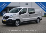 "Renault Trafic 2.0 145 L2H1 G.C. Dubbel Cabine  ac365 / Maand NR. 796 Airco, Navi, Camera, 17"" LM"