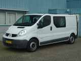 Renault Trafic 2.0 dCi T29 L2H1 Eco Dubbele Cabine