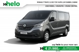 Renault Trafic 2.0 dCi T29 L2H1 145 PK Dubbel Cabine Phase 2