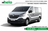 Renault Trafic 2.0 dCi T29 L2H1 Dubbel Cabine Phase 2