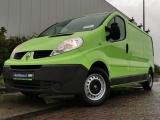 Renault Trafic 2.0 DCI lang, airco, pdc, tr