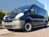 Renault Trafic 2.0 DCI black edition, airco