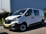 Renault Trafic 1.6 DCI dubbele cabine, lang