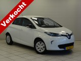 Renault Zoe Q210 Life Quickcharge 22 kWh (incl Accu) Excl. btw Navi Clima Cruise Bluetooth 4