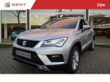 Seat Ateca 1.0 EcoTSI Limited Edition LEVERBAAR IN ZILVER EN ZWART METALLIC