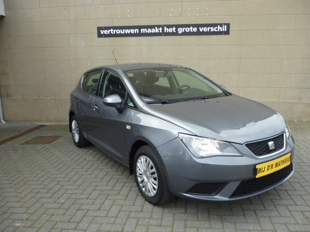 seat ibiza 1 2 tsi 105 pk aut full option tweedehands auto 39 s. Black Bedroom Furniture Sets. Home Design Ideas