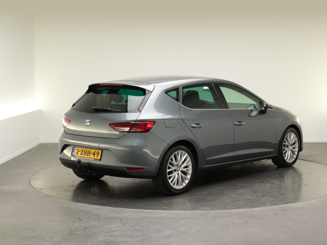 Seat Leon 1.6 TDI LIMITED EDITION II Leder, LED verlichting, Navi ...
