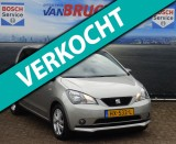 Seat Mii 1.0 60pk Sport Connect, Airco, Cruise Control, navigatie, privacy, lm velgen, pa