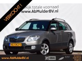 Skoda Fabia Combi 1.6-16V Scout - Automatische Airco - Cruise control - Hoge instap - Parkee