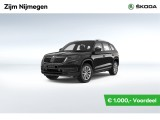 Skoda Kodiaq 1.5 TSI Business Edition met het Business pakket en extra opties.
