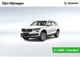 Skoda Kodiaq 1.5 TSI Business Edition met het Business Edition Pakket en extra opties.
