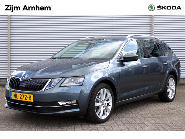 Skoda Octavia Combi 1 6 Tdi 116pk Greentech Style Business Full