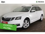 Skoda Octavia Combi 1.6 TDI Greentech Ambition Business | TECH PAKKET | Sunset | Half leder be