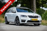 Skoda Octavia Combi 2.0 TSI 220pk DSG RS Full Options