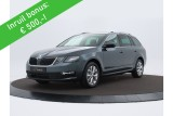 Skoda Octavia Combi 1.5 TSI Greentech Business Edition met o.a. Business Upgrade pakket en zil