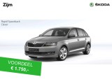Skoda Rapid Spaceback 1.0 TSI Greentech Clever | Sunset | Achteruitrij camera | Clever Plus