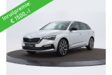 "Skoda Scala 1.5 TSI Sport Business met o.a. Emotion pakket, 18"" LM, Easy start, Verwarmbare"