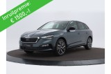"Skoda Scala 1.5 TSI Sport Business met o.a. Panoramadak, 18""LM, Chassis control, verwarmbare"