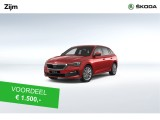 Skoda Scala 1.0 TSI First Edition Met het First Edition pakket en extra opties.