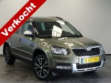 "Skoda Yeti Outdoor 1.4 TSI Adventure Panorama Clima Cruise PDC Trekhaak 17""LM 123 PK!"