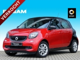 Smart forfour 52 kW Passion Cool & Audio
