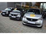 Smart forfour 1.0 Cool & Sound Edition PRIVATE LEASE ? 199,- per maand.