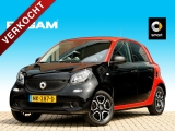Smart forfour 52kW Twinamic Pure Cool & Audio