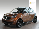 Smart forfour 1.0 PURE Line: Pure / Vouwdak / Cool & Audio pakket