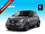 Smart forfour 52kW Automaat / Pure PLUS