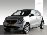 Smart forfour 1.0 PURE Cool & audio pakket / Comfort pakket