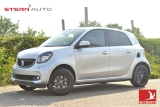 Smart forfour 52 kW Passion Plus | Sportpakket
