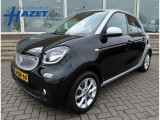 Smart forfour 1.0 PASSION + CLIMATE/CRUISE CONTROL