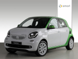 Smart forfour Electric Drive Prime Plus Licht pakket / Cool & Media pakket