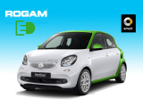 Smart forfour electric drive / Passion / Navigatie