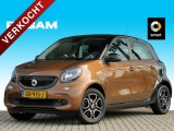 Smart forfour 1.0 52kW Prime Cool & Audio