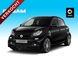 Smart forfour 80kW BRABUS XCLUSIVE