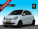 Smart forfour 52 kW twinamic Passion Plus Cool & Media