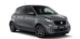 Smart forfour ELECTRIC DRIVE BUSINESS SOLUTION PLUS