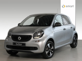 Smart forfour 1.0 Business Solution Line: Pure Plus .