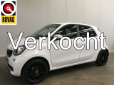 Smart Forfour 1.0 Turbo 90PK Passion AIRCO/ECC-NAVI-LMV-CRUISE-PRIVATE GLASS